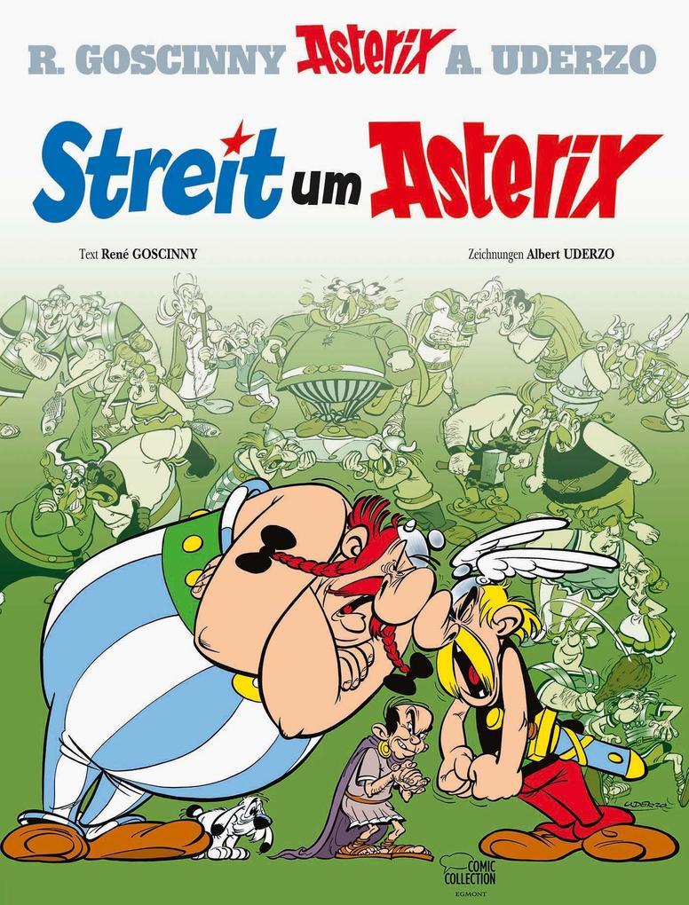Asterix 15: Streit um Asterix
