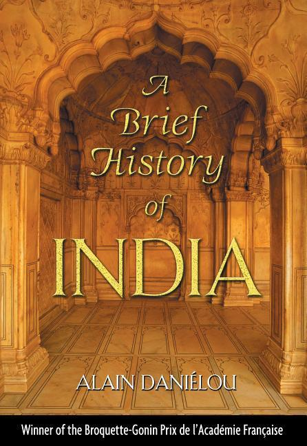 Brief History of India als Buch