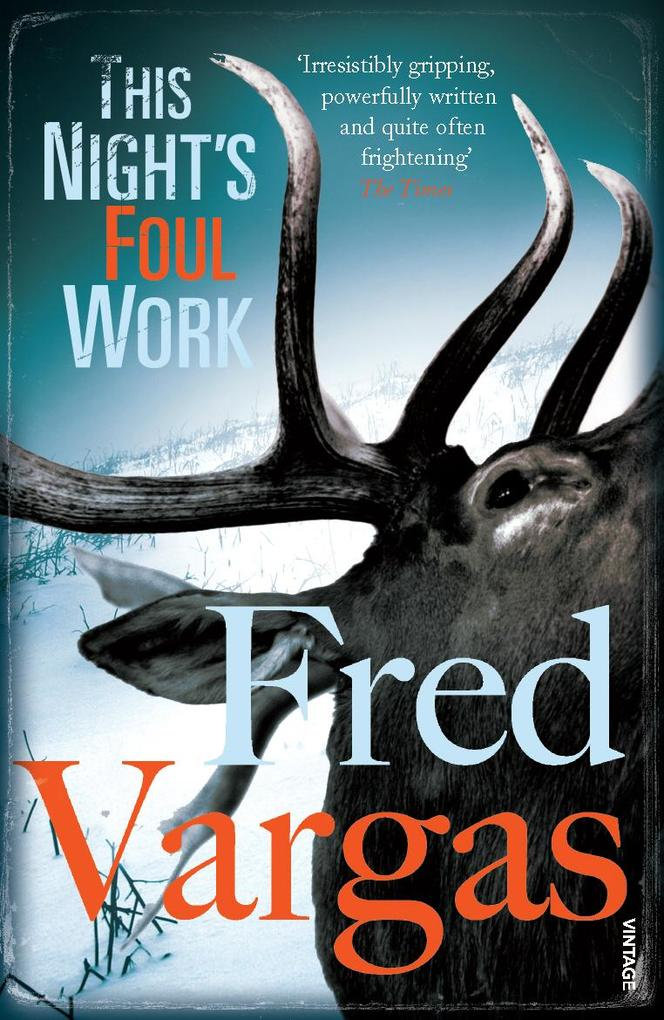 This Night's Foul Work als eBook von Fred Vargas