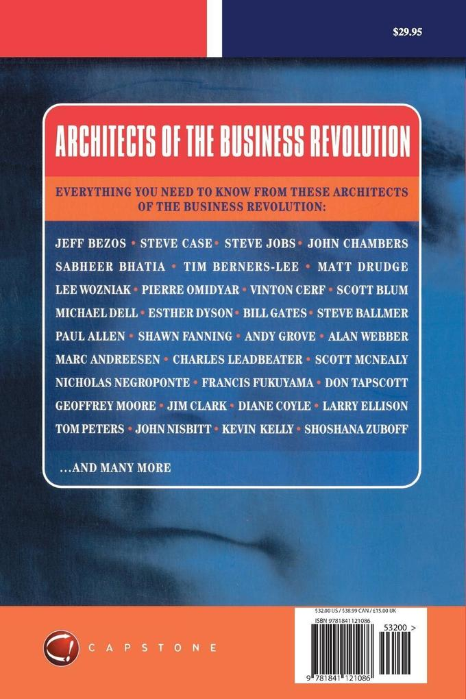 Architects of the Business Revolution als Taschenbuch