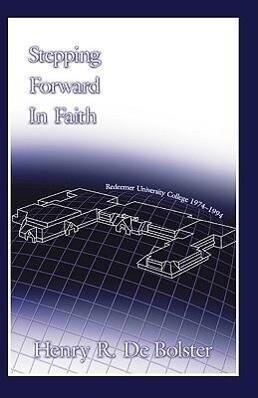Stepping Forward in Faith als Taschenbuch