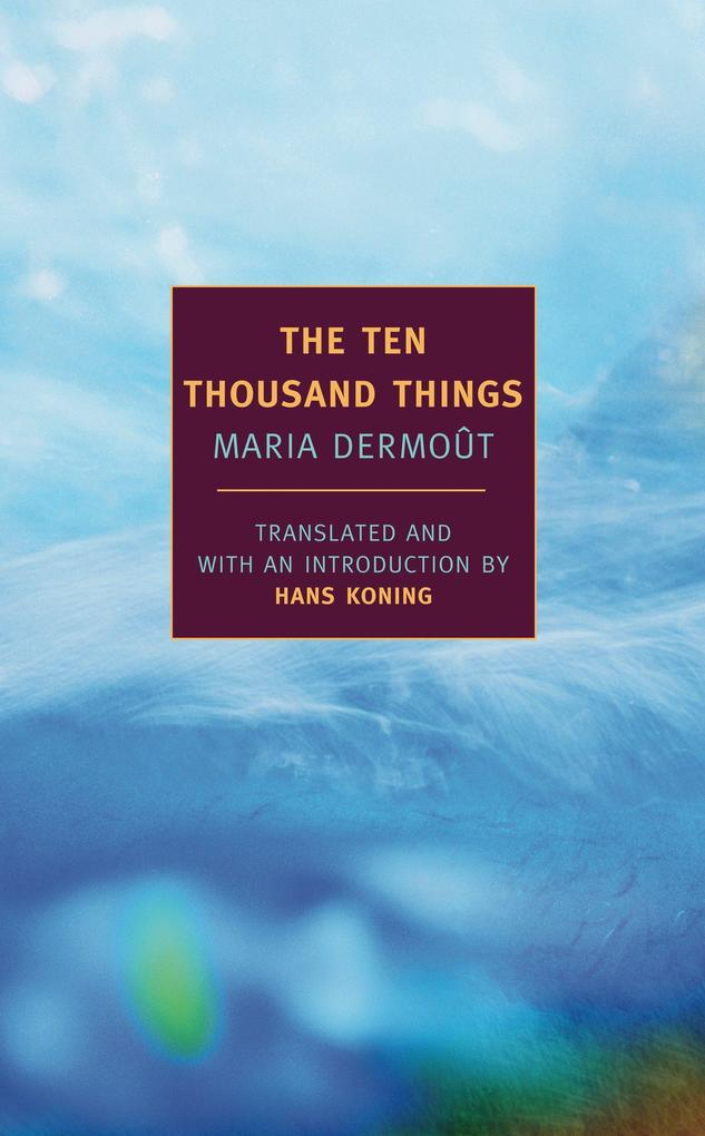 The Ten Thousand Things als Taschenbuch
