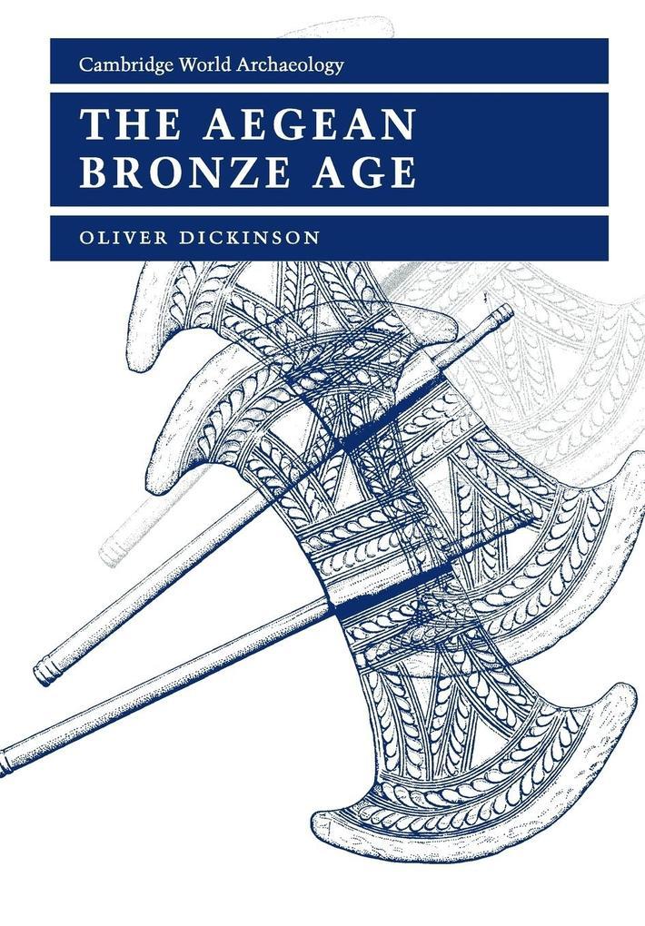 Aegean Bronze Age als Buch