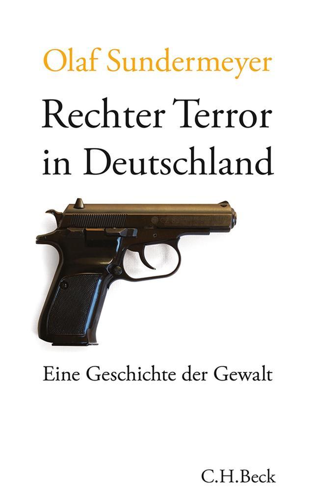 Rechter Terror in Deutschland als eBook epub