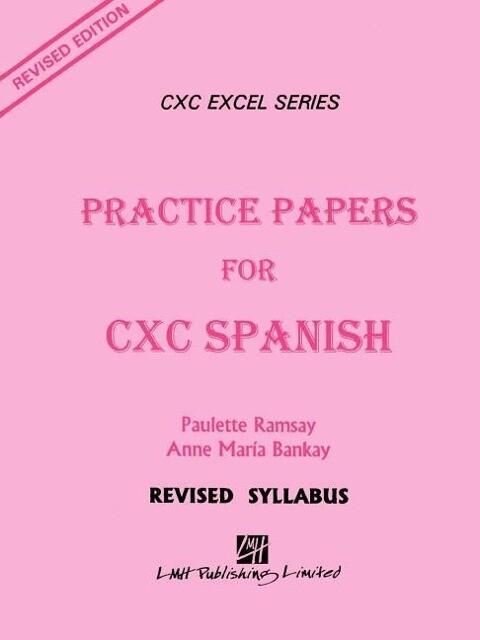 Practice Papers for CXC Spanish als Taschenbuch