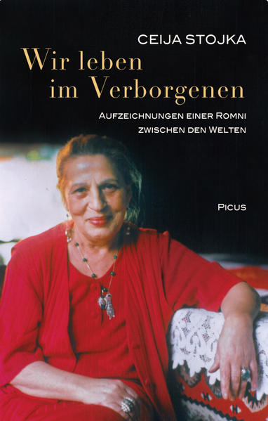 Wir leben im Verborgenen als Buch von Ceija Stojka