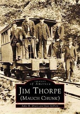 Jim Thorpe (Mauch Chunk) als Taschenbuch