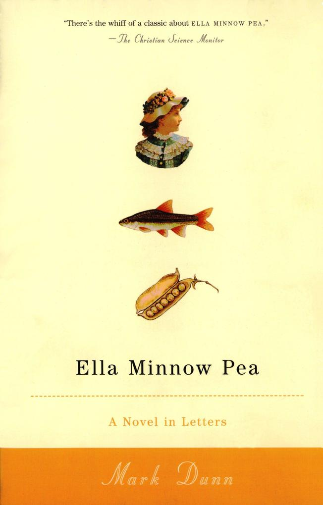 Ella Minnow Pea: A Novel in Letters als Taschenbuch