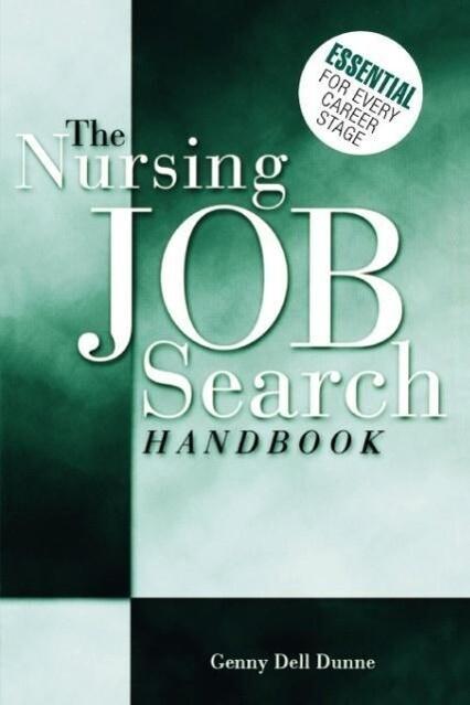 Nursing Job Search Handbook als Taschenbuch
