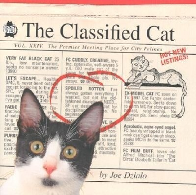 The Classified Cat: A Premier Meeting-Place for City Felines als Buch