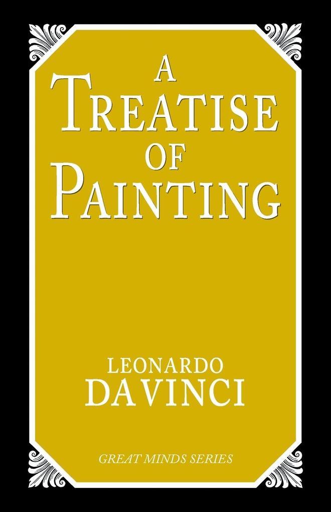 A Treatise on Painting als Taschenbuch