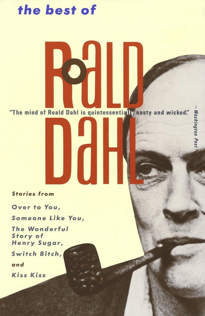 The Best of Roald Dahl als Taschenbuch