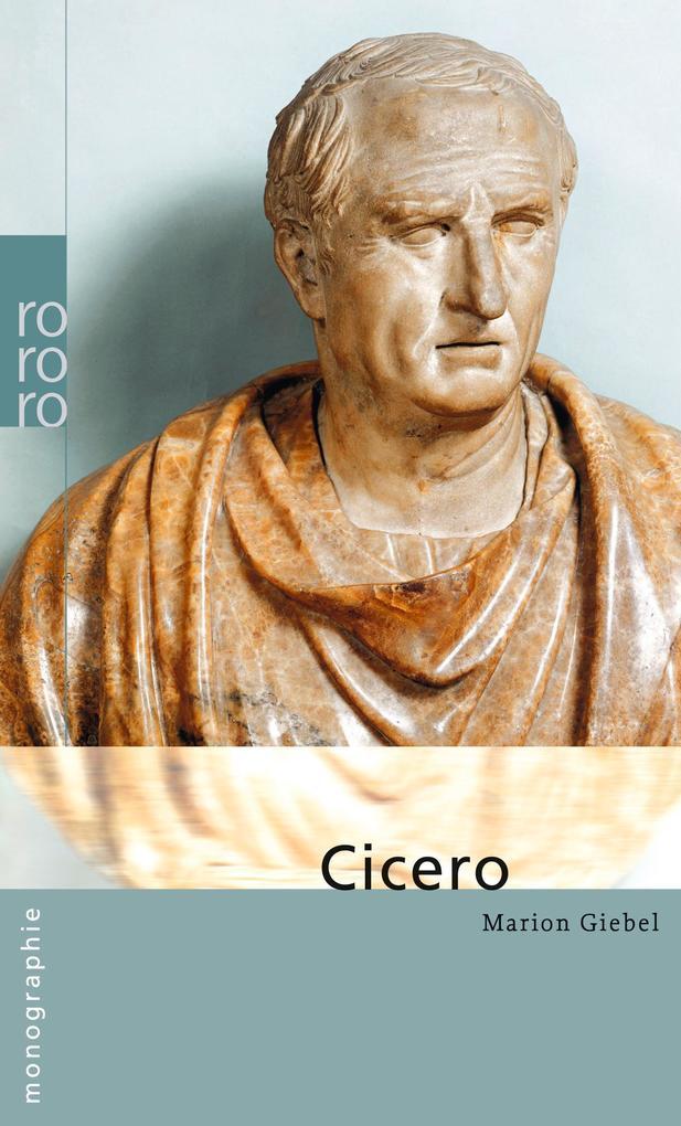 Marcus Tullius Cicero als Taschenbuch