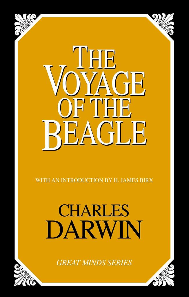The Voyage of the Beagle als Taschenbuch