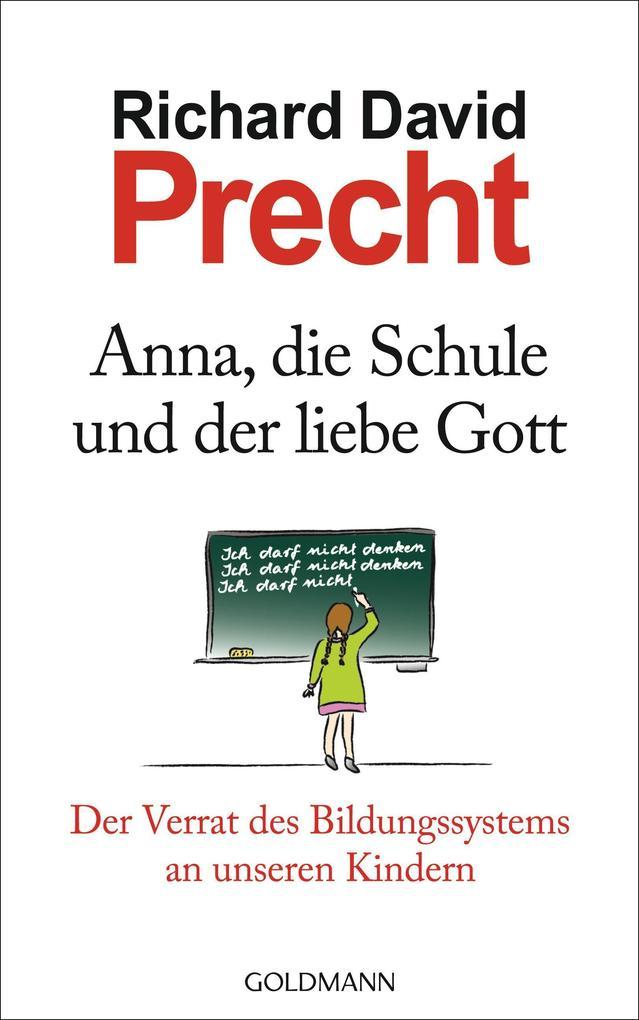 Anna, die Schule und der liebe Gott als Buch