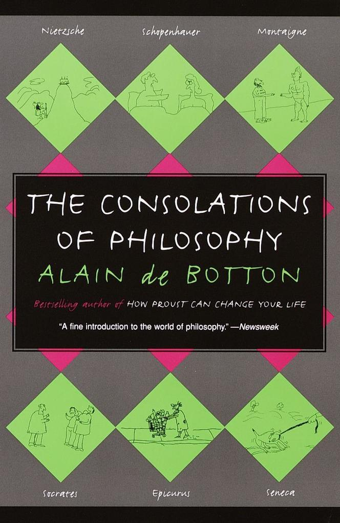 The Consolations of Philosophy als Buch