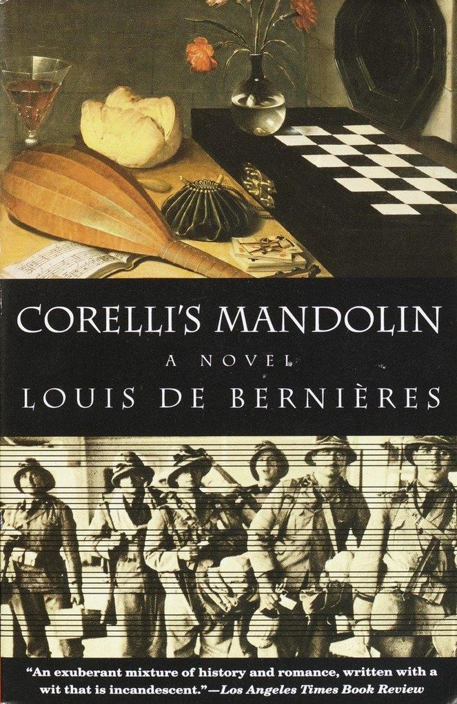 Corelli's Mandolin als Taschenbuch