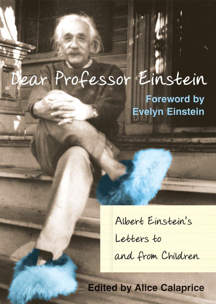 Dear Professor Einstein als Buch