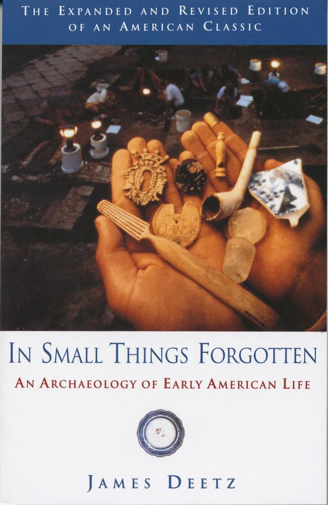 In Small Things Forgotten als Taschenbuch