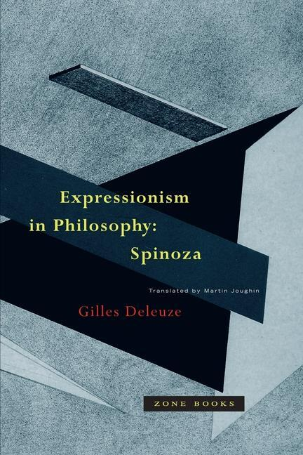 Expressionism in Philosophy: Spinoza als Buch