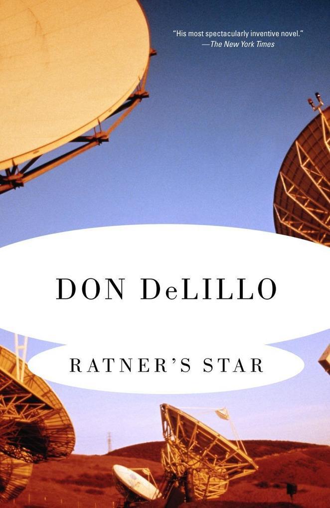 Ratner's Star als Taschenbuch