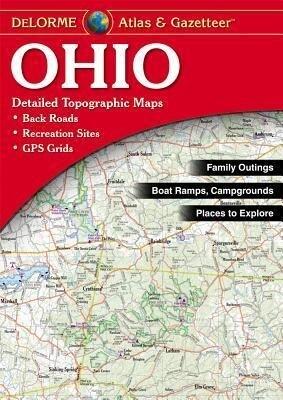 del Atlas Ohio als Taschenbuch