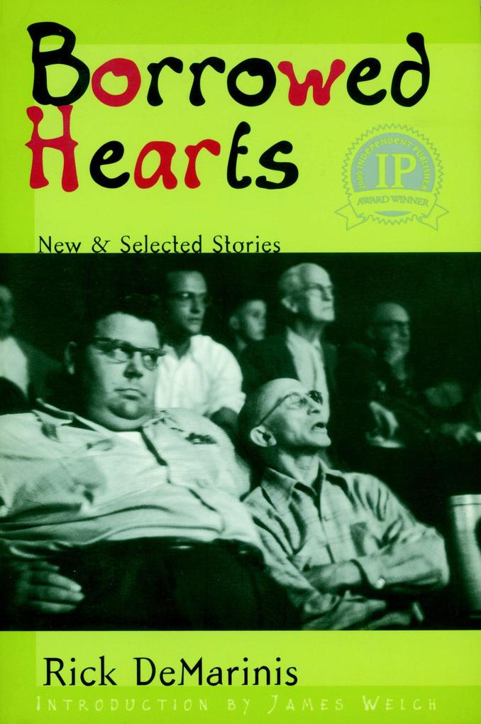 Borrowed Hearts: New and Selected Stories als Taschenbuch