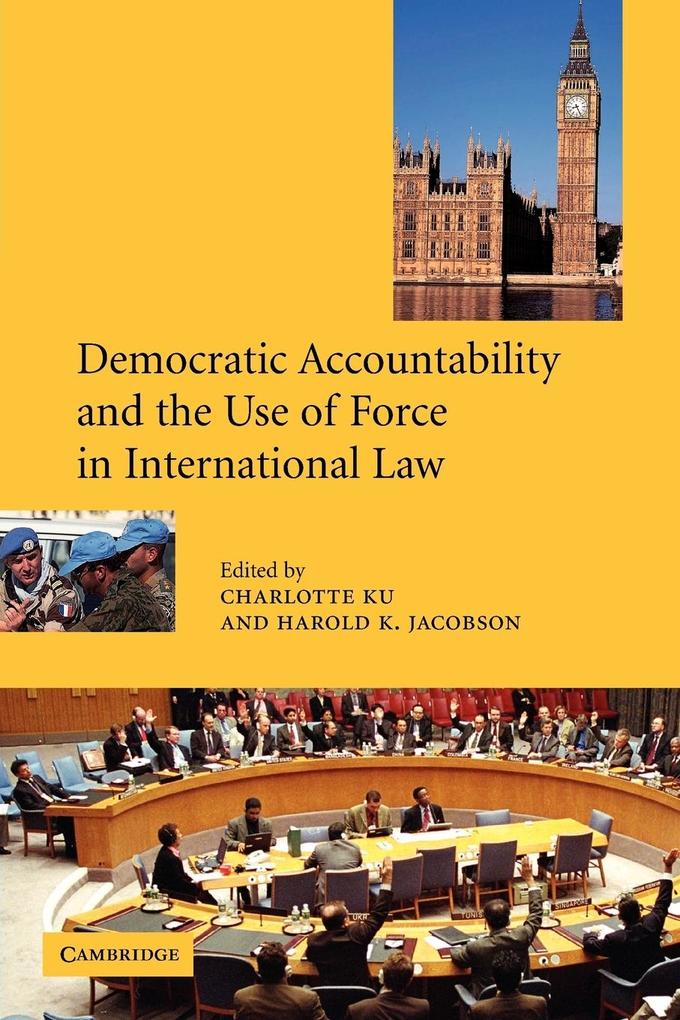 Democratic Accountability and the Use of Force in International Law als Buch