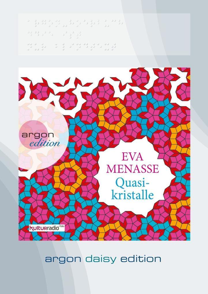 Quasikristalle (DAISY Edition) als Hörbuch