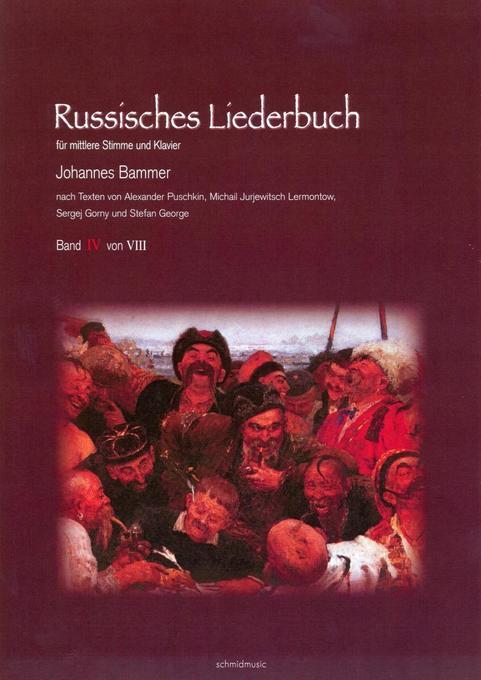 Russisches Liederbuch Band IV