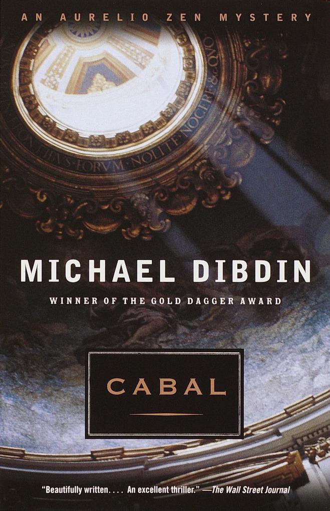 Cabal: An Aurelio Zen Mystery als Taschenbuch