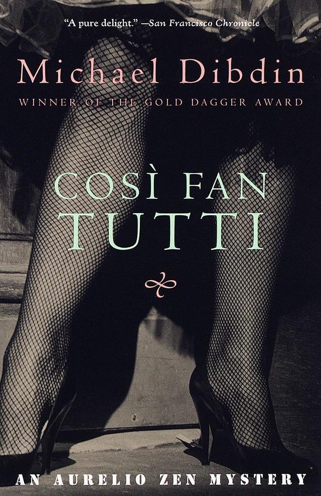 Cosi Fan Tutti: An Aurelio Zen Mystery als Taschenbuch