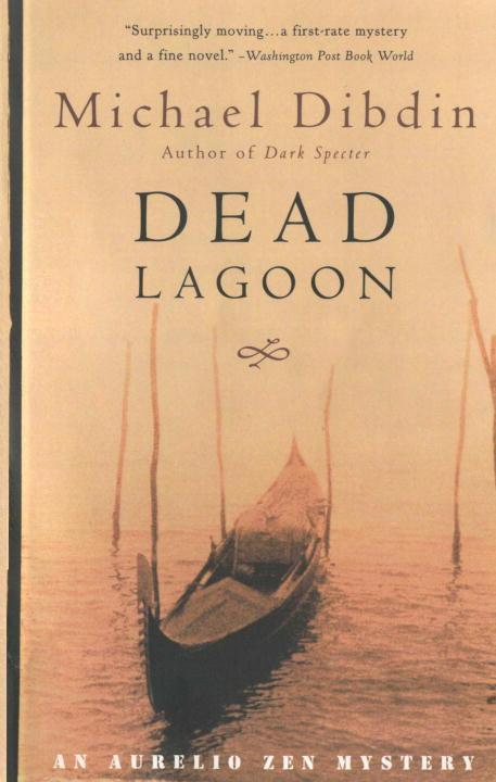 Dead Lagoon: An Aurelio Zen Mystery als Taschenbuch