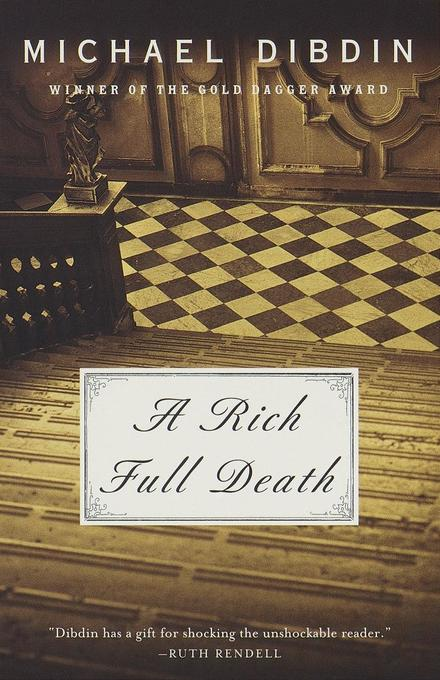 A Rich Full Death als Taschenbuch