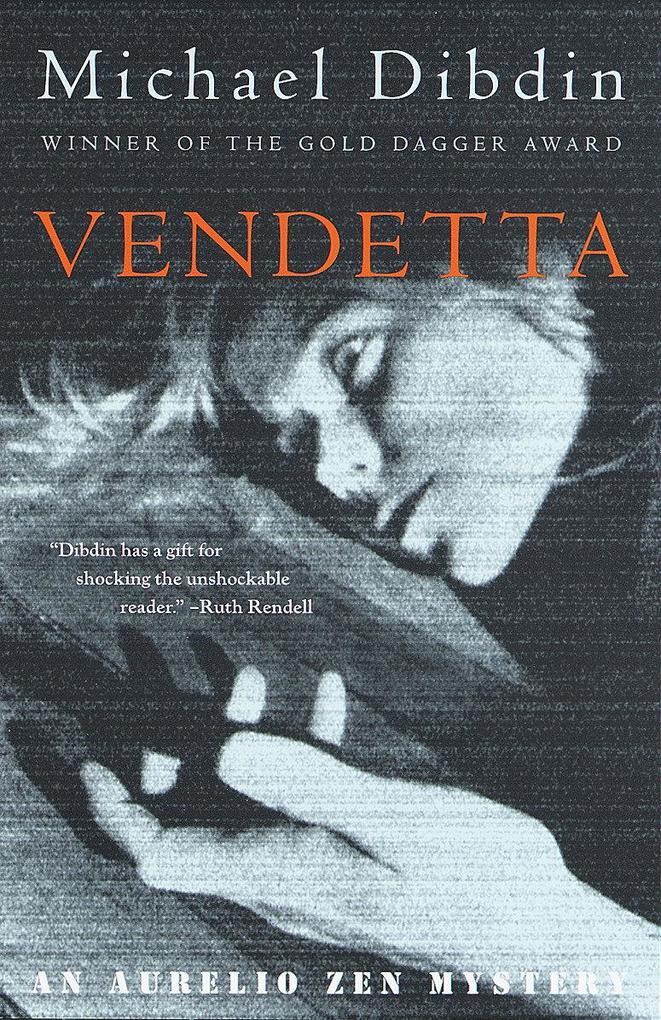 Vendetta: An Aurelio Zen Mystery als Taschenbuch