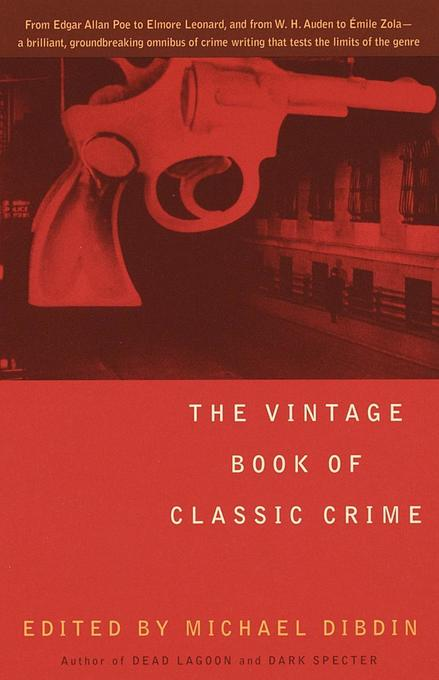 The Vintage Book of Classic Crime als Taschenbuch
