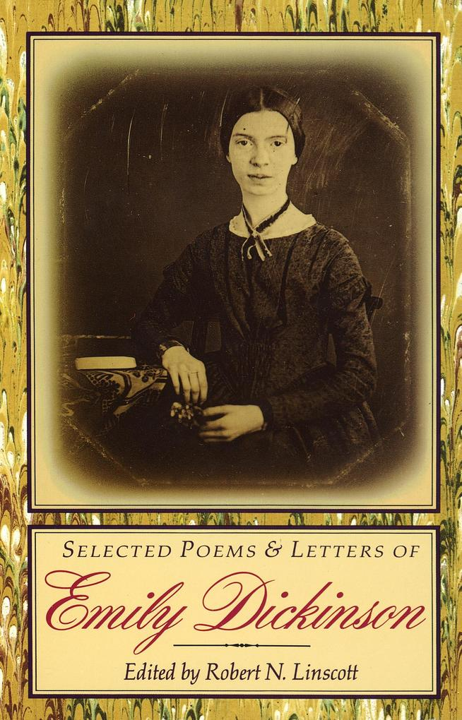 Selected Poems & Letters of Emily Dickinson als Taschenbuch