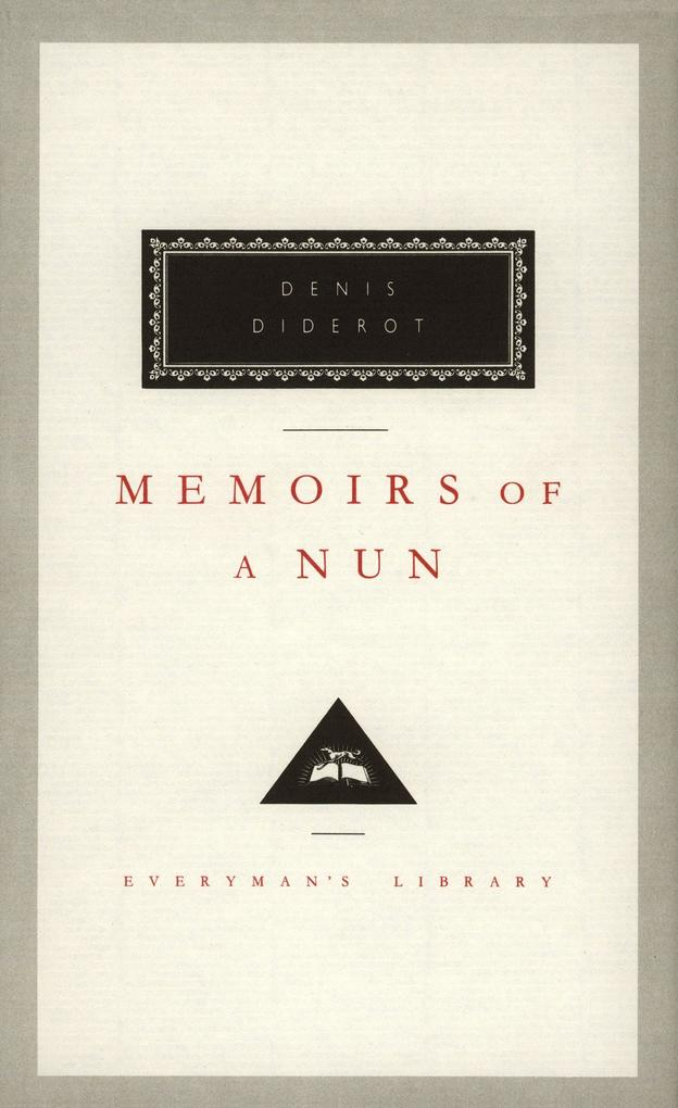 Memoirs of a Nun als Buch