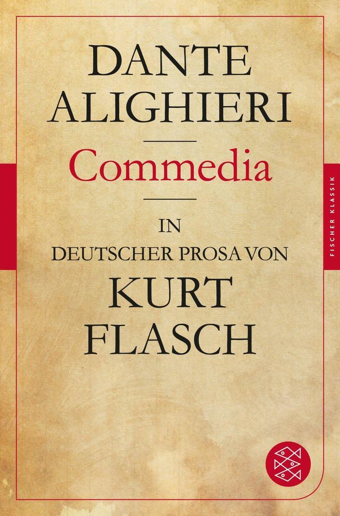 Commedia als Taschenbuch von Dante Alighieri