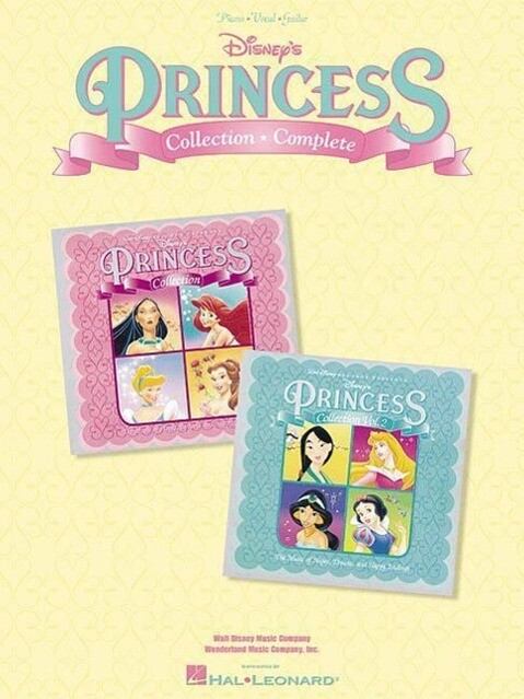 Disney's Princess Collection - Complete als Taschenbuch