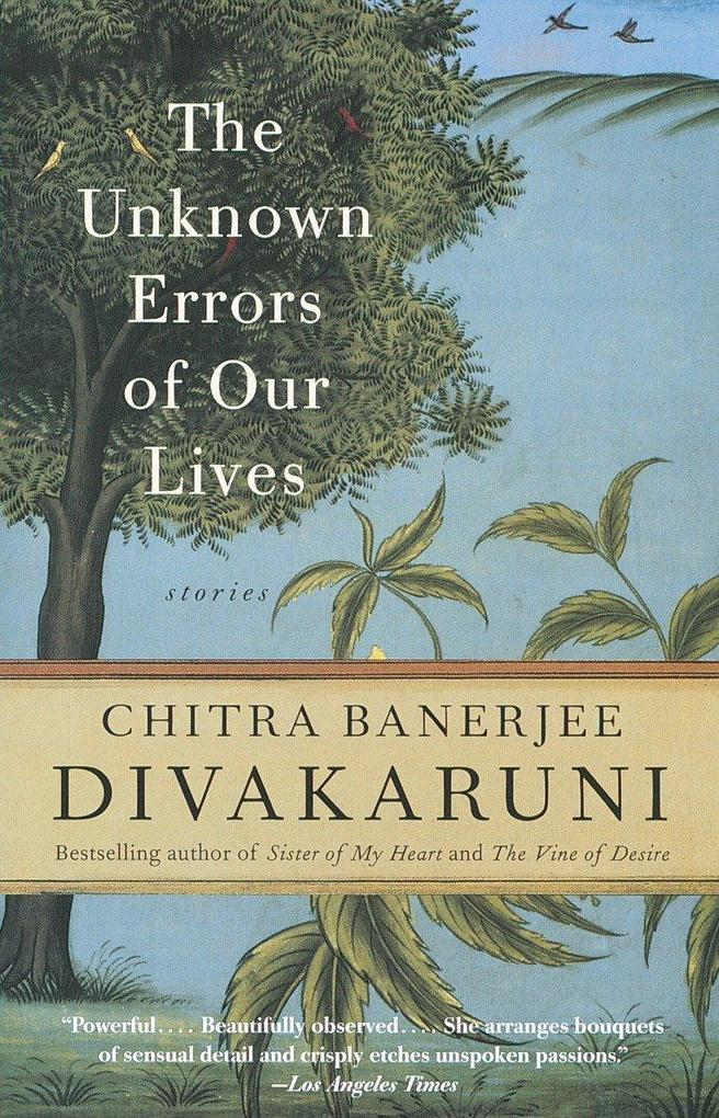 The Unknown Errors of Our Lives als Taschenbuch