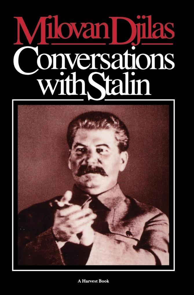 Conversations with Stalin als Taschenbuch
