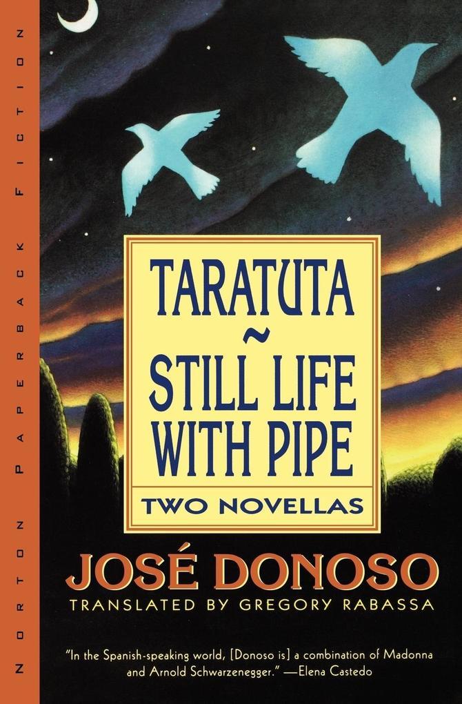 Taratuta and Still Life with Pipe: Two Novellas als Taschenbuch