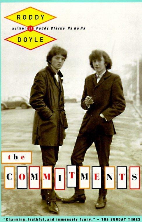 The Commitments als Taschenbuch