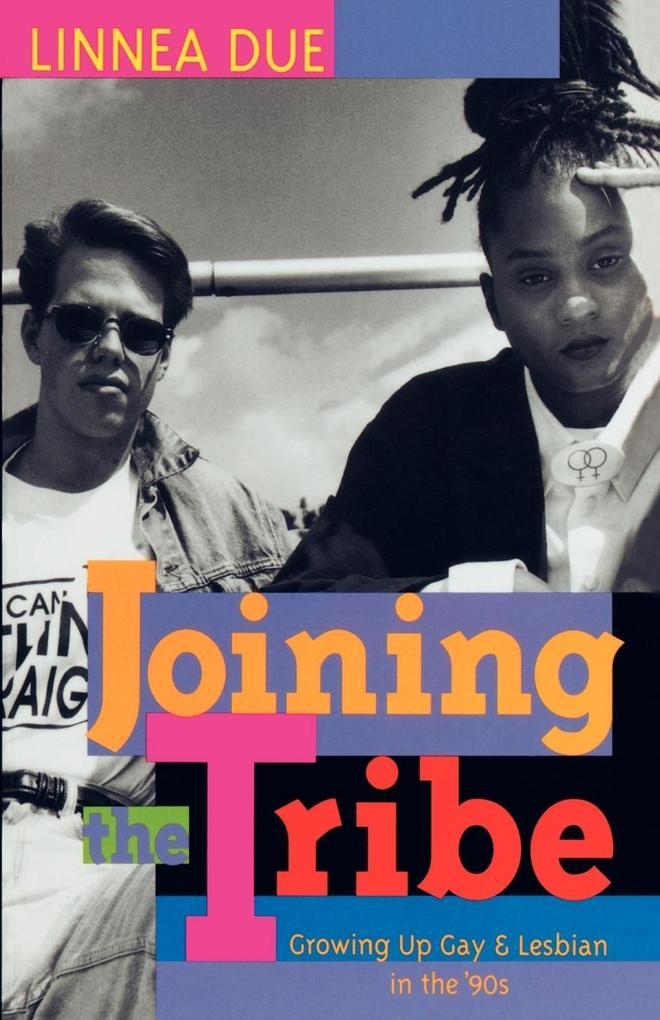 Joining the Tribe als Taschenbuch