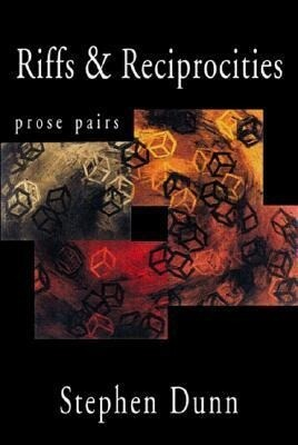 Riffs & Reciprocities: Prose Pairs als Buch