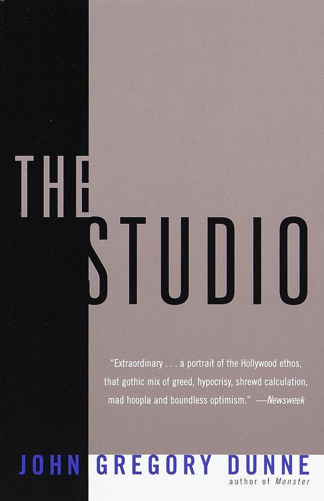 The Studio als Taschenbuch