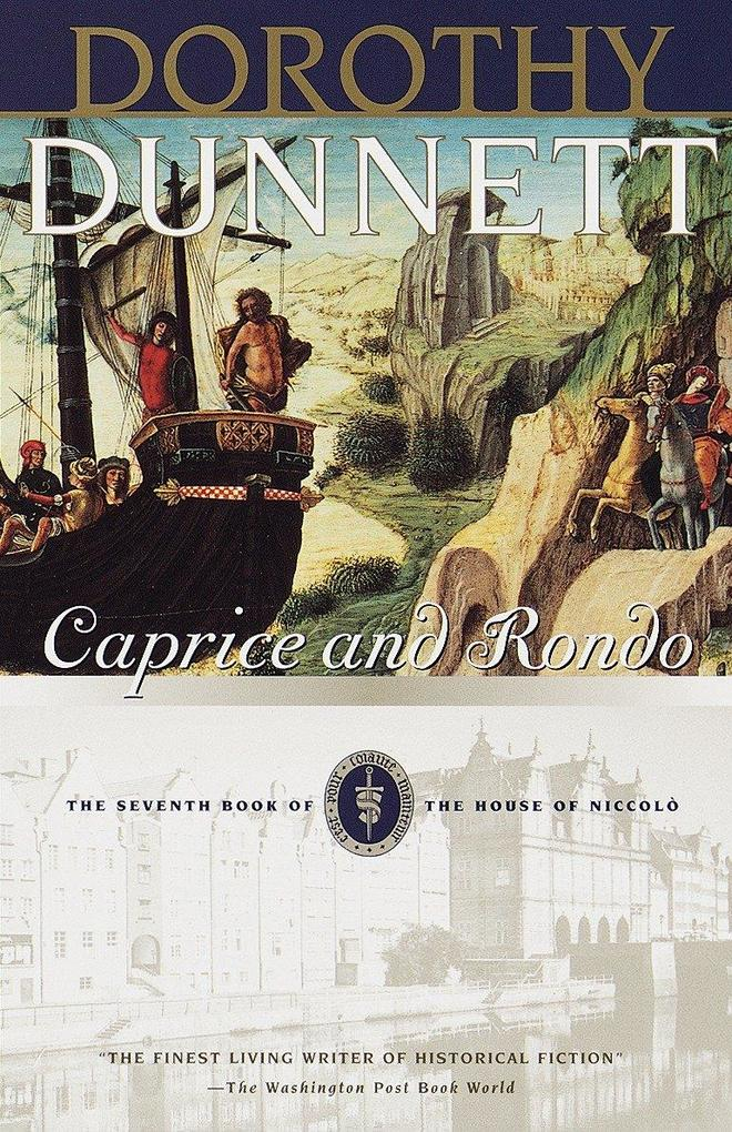 Caprice and Rondo: The Seventh Book of the House of Niccolo als Taschenbuch