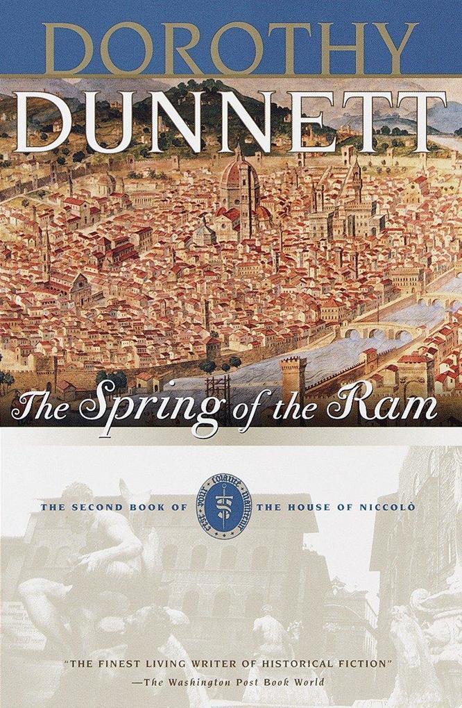 The Spring of the RAM als Taschenbuch