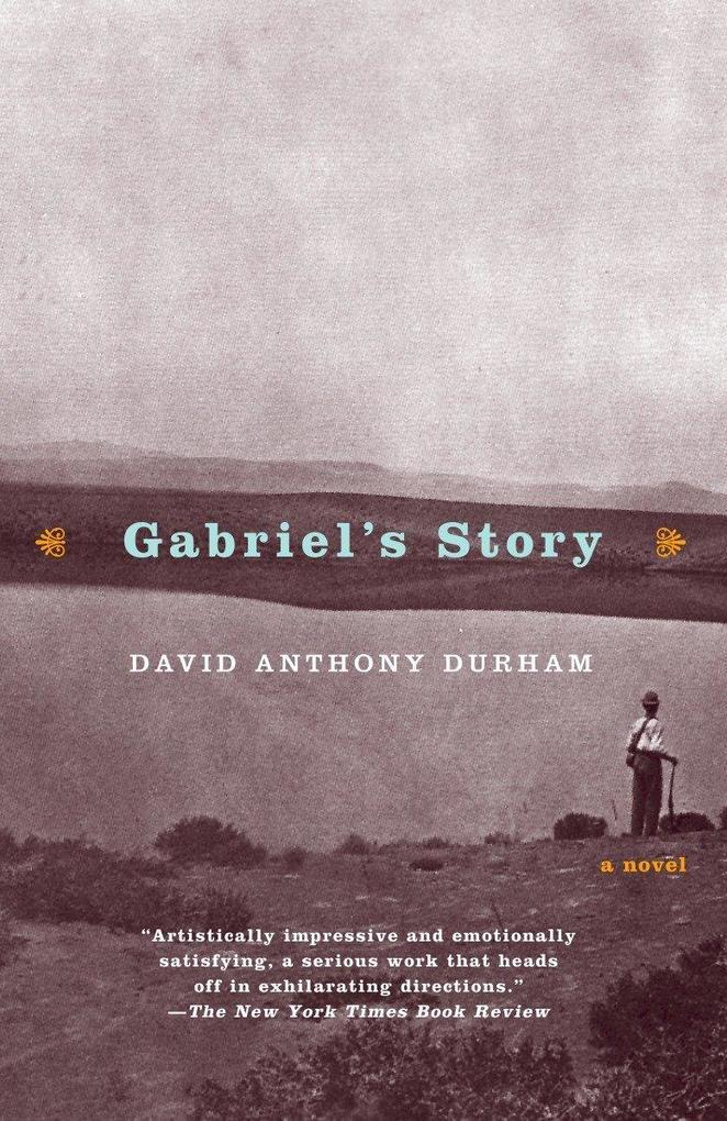 Gabriel's Story als Taschenbuch